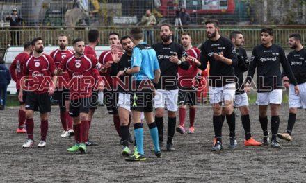 FOTO | Promozione Girone A, Rus Vico-Casamarciano 1-0: sfoglia la gallery