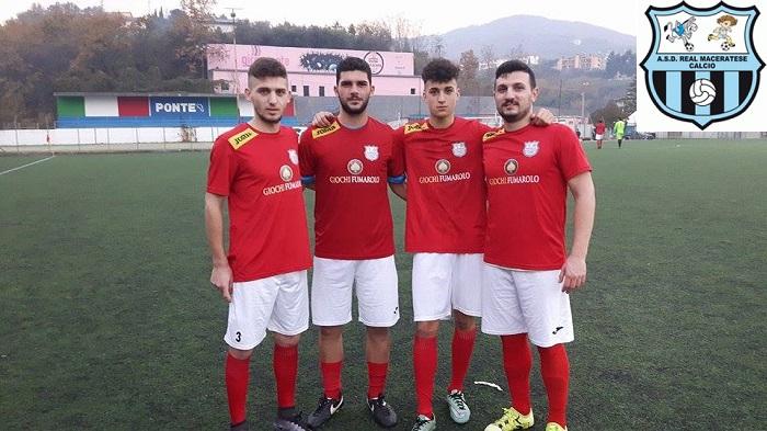 Promozione gir A:Real Maceratese, debutto vincente al Progreditur. Il Santa Maria La Fossa cede di misura