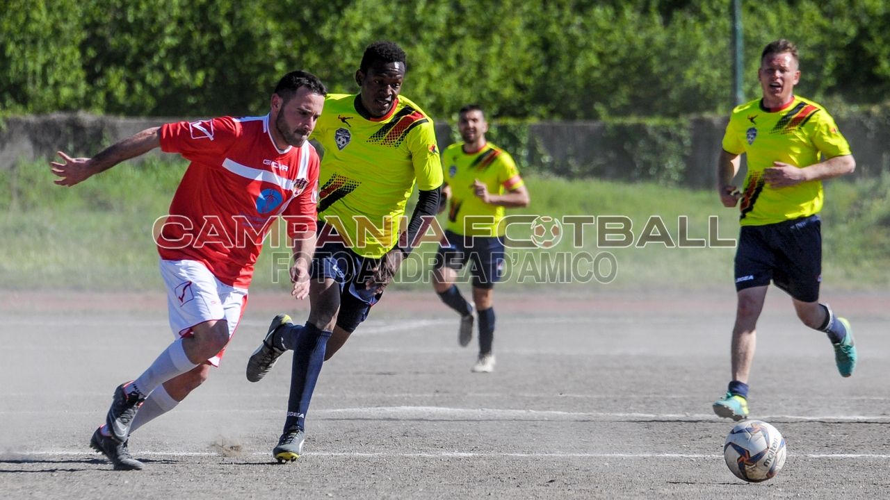 FOTO | PRIMA CATEGORIA gir. F: Fisciano-Honveed Coperchia 4-0