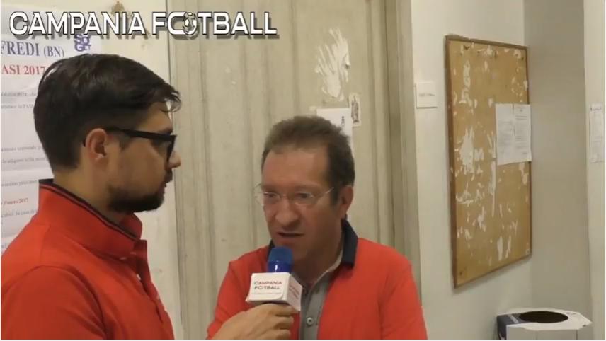 VIDEO   Asd San Nicola Manfredi: le parole del tecnico Liccardi