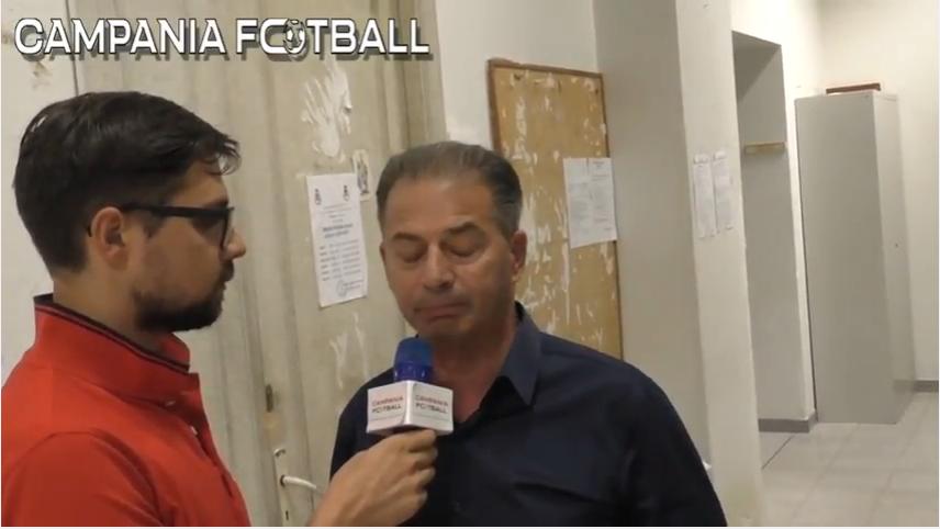 """VIDEO   Asd San Nicola Manfredi, Catena: """"Speriamo sia un progetto a lunga gittata"""""""