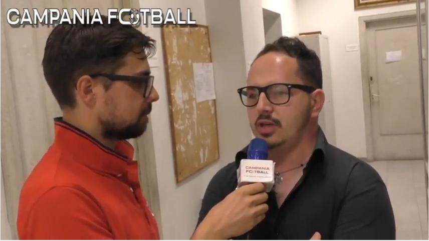 """VIDEO   Asd San Nicola Manfredi, Rino Nifo: """"Sono contento per questa nuova avventura"""""""