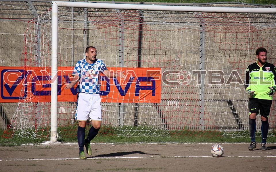 Marcianise all'attacco: piace l'attaccante Liccardi