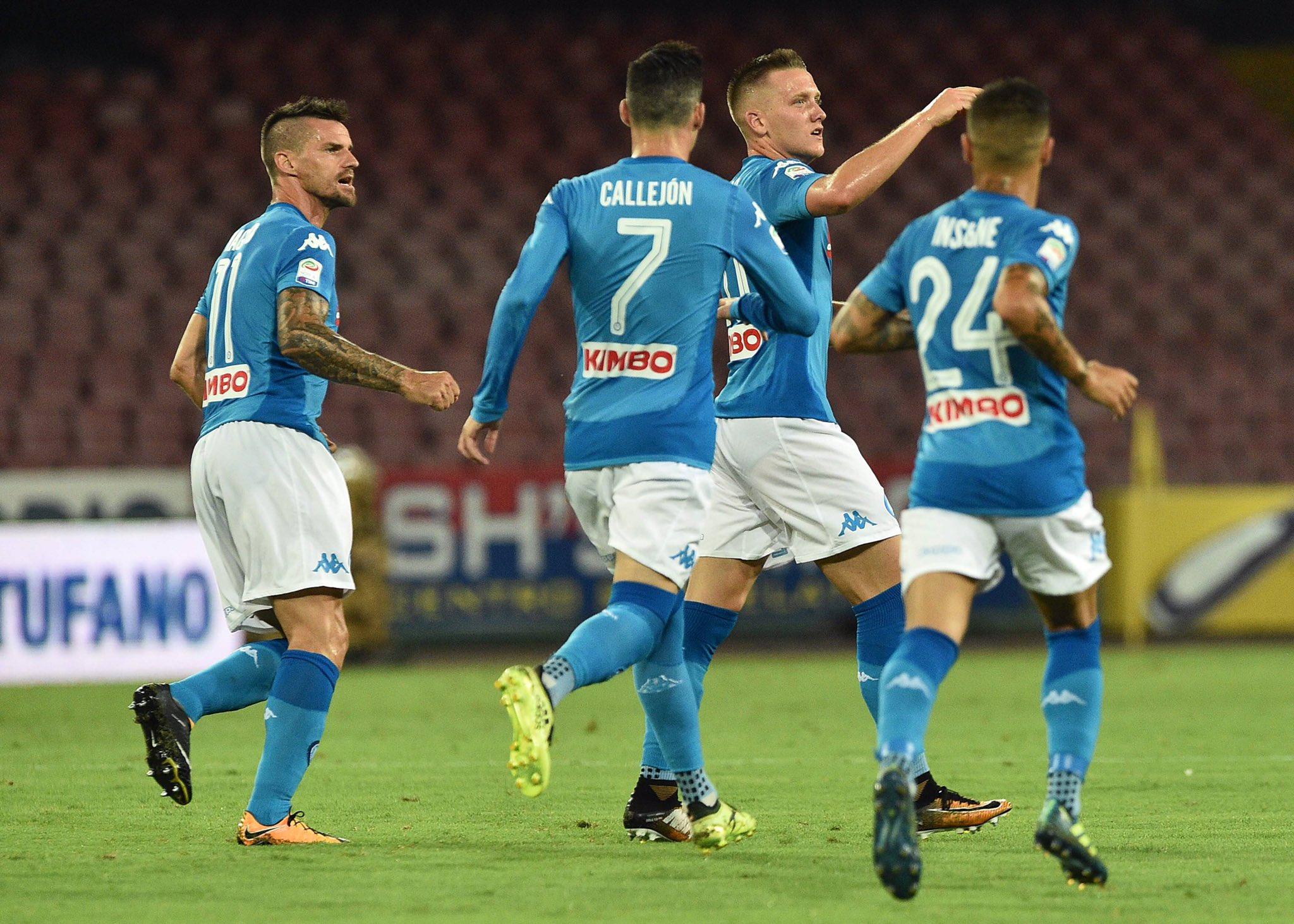 Napoli-Atalanta 3-1: primo tempo shock, la svolta arriva dalla panchina