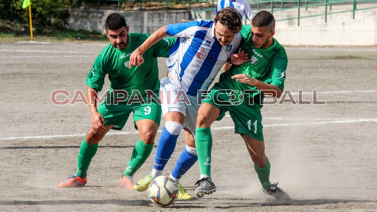 FOTO | COPPA ITALIA Faiano-Vigor Castellabate 0-1