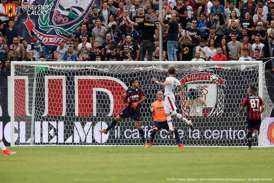 Crotone-Benevento 2-0: le pagelle di Ezio Liccardi