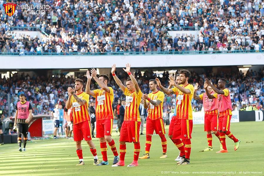 Benevento-Roma 0-4: il pagellone di Ezio Liccardi
