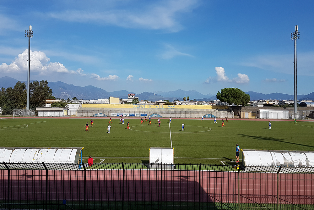 Gol e spettacolo a Scafati: 2 a 2 tra San Vito Positano e Agropoli