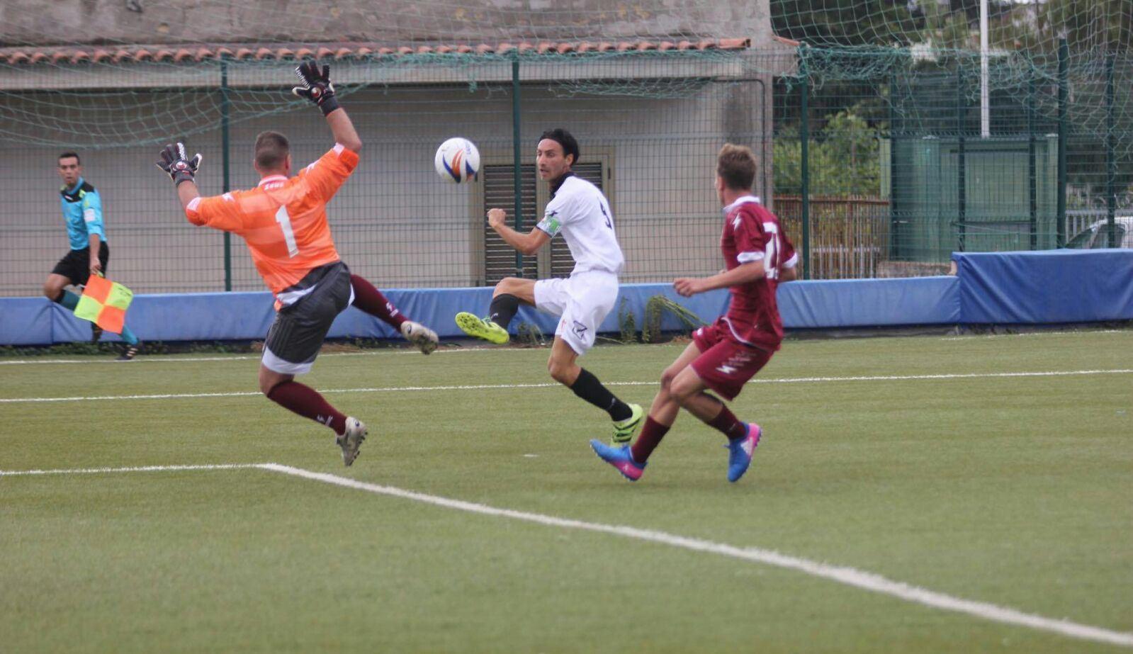Savoia, esordio brillante in Coppa Italia: 6 reti alla Puteolana 1909
