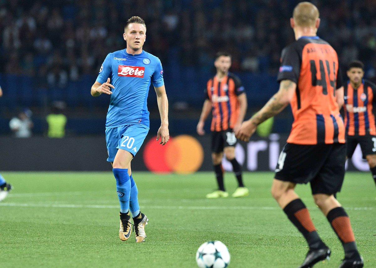 Champions League, primo ko stagionale: strada già in salita per il Napoli