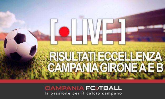 LIVE | Risultati Eccellenza, 7ª Giornata
