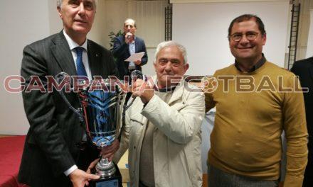 FOTO | Premiazioni Società di Napoli e Provincia vincitrici stagione 2016/17